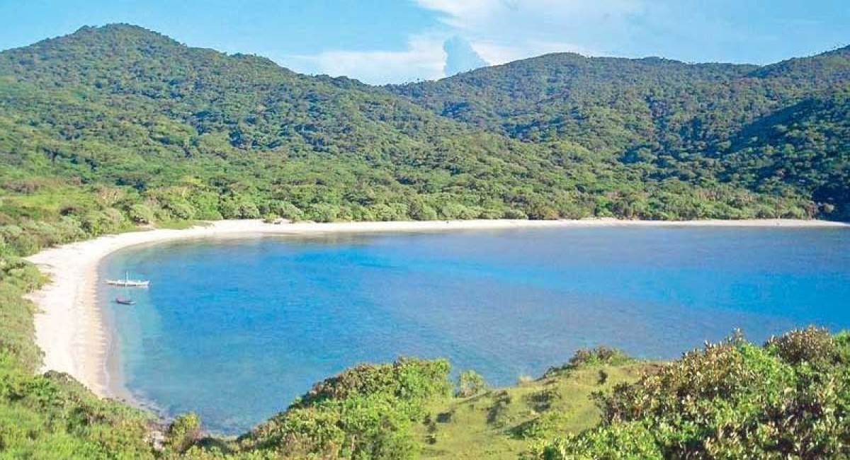 Hidden paradise. The Palaui cove in Cagayan's Santa Ana town was chosen as one of the top ten most beautiful islands and beaches in the world.
